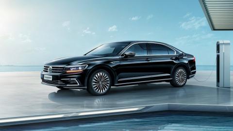 VW презентував розкішний гібридний седан (ФОТО)