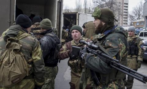 У ГУР розповіли, як на Донбасі у бойовиків забирають останні гроші