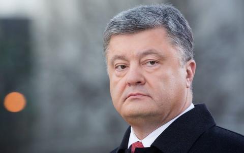 Президент розповів про ситуацію на Донбасі британським ЗМІ
