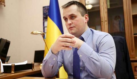 Холодницький пояснив причини затриманння Мартиненко