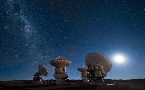 Breakthrough Listen опублікував перші результати пошуків позаземного життя