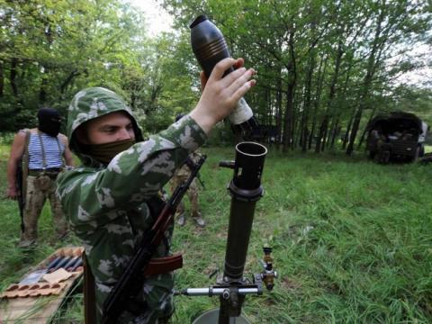 Бойовики продовжили обстріл українських позицій. Двоє бійців загинуло