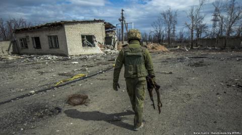 Ескалація на Донбасі: сили АТО зазнали величезних втрат на фронті