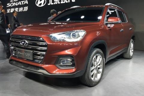 Hyundai презентував оновлений ix35 (ФОТО)