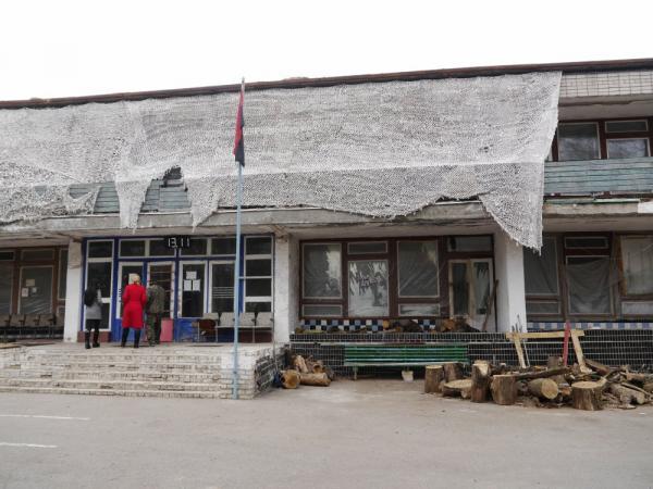Ярош показав, де готуються до бою українські добровольці (ФОТО)