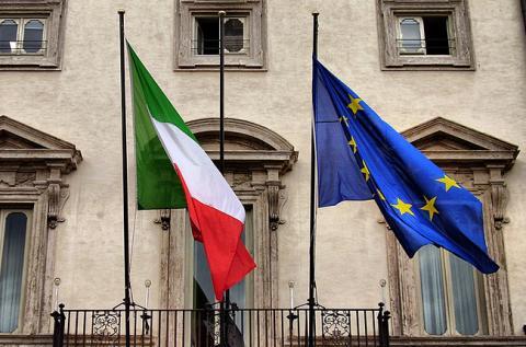 Італія не покине Євросоюз