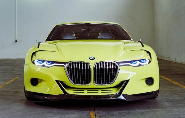 BMW розробить надпотужний гіперкар (ФОТО)