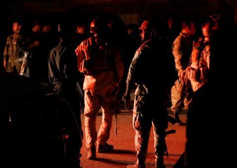 """Бойовики """"Талібан"""" напали на військову базу в Афганістані: понад 100 жертв"""