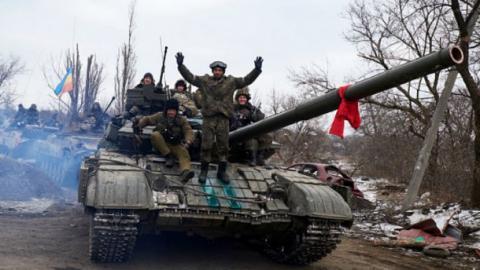 Керівництво бойовиків зганяє жителів окупаційних територій на збори