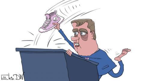 """""""Опозиційний Гітлер та наступники Путіна"""": нові карикатури від Йолкіна (ФОТО)"""