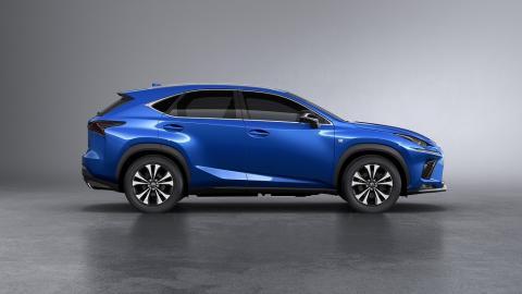 Lexus презентував оновлений кросовер NX (ФОТО)