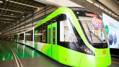 В Австралії скоро будуть їздити бездротові трамваї