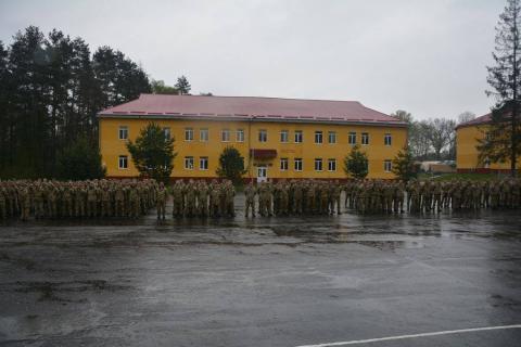 У Львівській області розпочалися масштабні військові тренування (ФОТО)