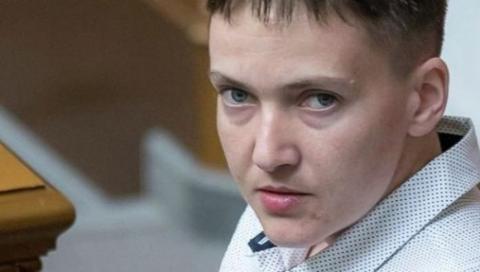 Надію Савченко помітили на професійному вечорі боксу (ФОТО)