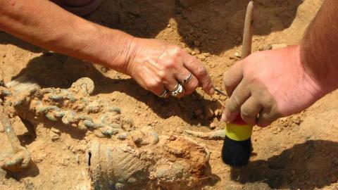 У Китаї знайшли найдавнішу гробницю