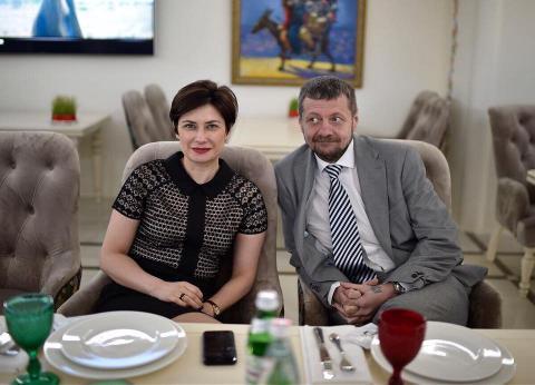 Українські високопосадовці показали свої татуювання (ФОТО)