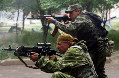 Сили АТО продовжують нести втрати в боях із бойовиками (ВІДЕО)
