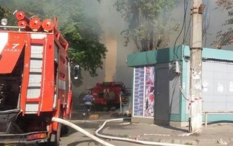 Одеська поліція розповіла про нові подробиці масштабної пожежі