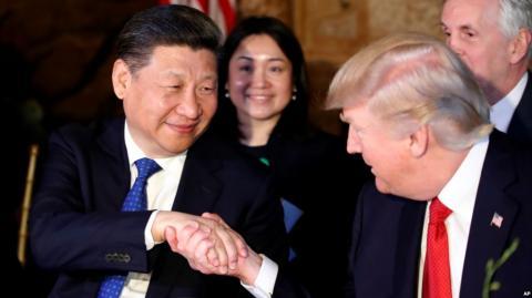 Сі Цзіньпін закликав Трампа до стриманості щодо ситуації навколо КНДР