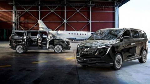 """Iconiq Motors розсекретила мінівен на """"всі випадки життя"""" (ФОТО)"""