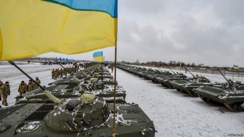 Україна впала в рейтингу країн за витратами на озброєння