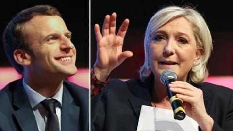 Експерт розповів, що може завадити Макрону перемогти на виборах у Франції
