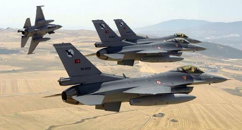 Турецькі ВПС помилково завдали удару по союзникам