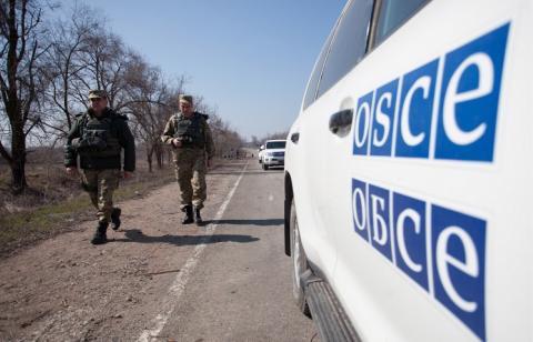 Місія ОБСЄ відновила роботу на Донбасі