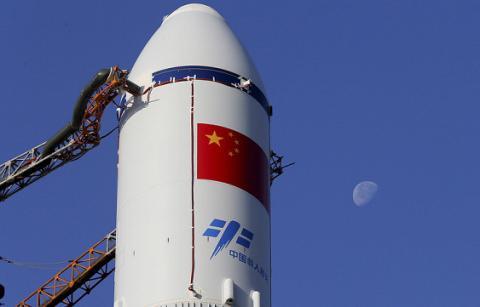 Китай освоїть технології тривалого перебування людини в космосі до 2022 року