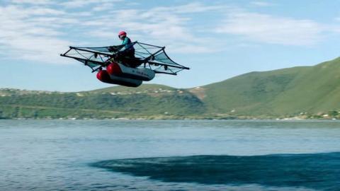 У США випробували пасажирський мультикоптер (ВІДЕО)