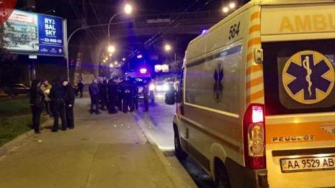 Невідомий у камуфляжі влаштував стрілянину в Києві