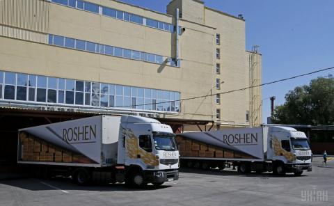 У РФ розпочалась процедура ліквідації фабрики Roshen