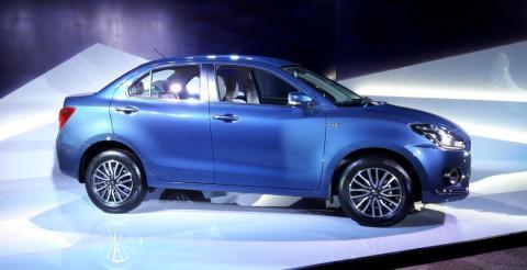 Suzuki офіційно презентував оновлений седан Swift (ФОТО)