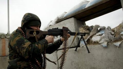 Військовий експерт назвав причини загострення на Донбасі