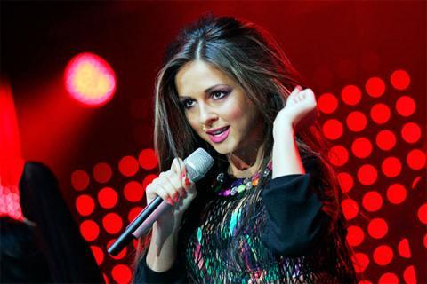 Відома російська співачка декілька разів незаконно перетнула український кордон (ВІДЕО)