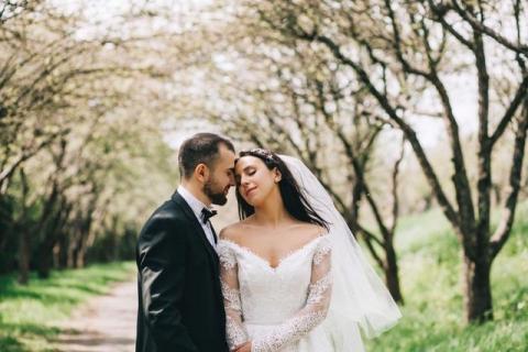 Джамала виклала в мережу свої весільні фото  (ФОТО)