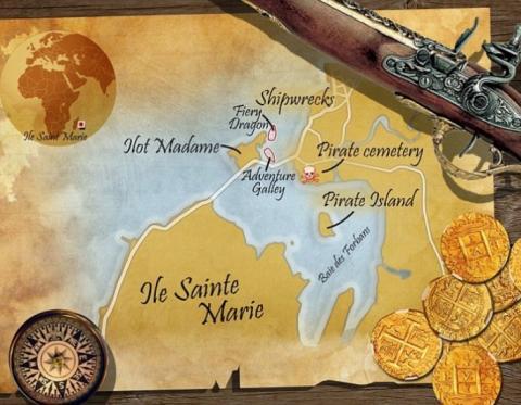 Єдина збережена згадка про піратську державу (ФОТО)