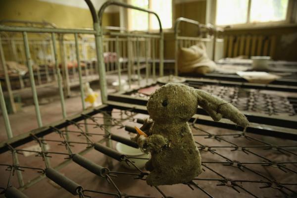 Ляльки Чорнобиля: залишені дитячі іграшки в зоні відчуження (ФОТО)
