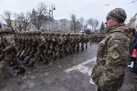 Українська армія готова до введення військового стану, — МОУ