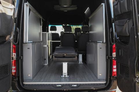 Спеціалісти перетворили звичайний Sprinter на будинок на колесах (ФОТО)