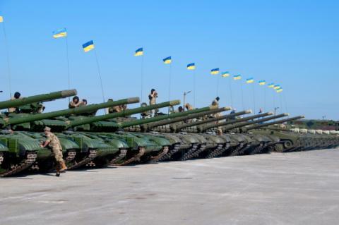 13-річний школяр винайшов унікальну броню для українських танків (ВІДЕО)