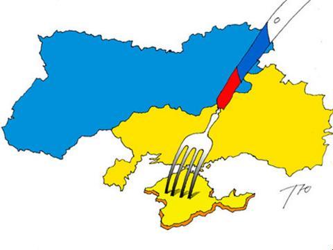 РФ не може добудувати електростанції в окупованому Криму (ФОТО)