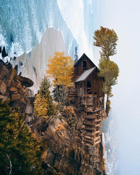 Турецький фотограф малює сновидіння (ФОТО)