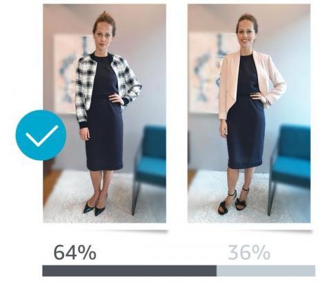 У США презентували камеру, яка дає жінкам поради щодо одягу (ВІДЕО)