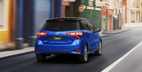 Toyota назвала вартість нових хетчбеків Yaris 2018 (ФОТО)