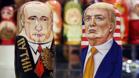 Російський експерт оцінив шанси Росії в протистоянні з США