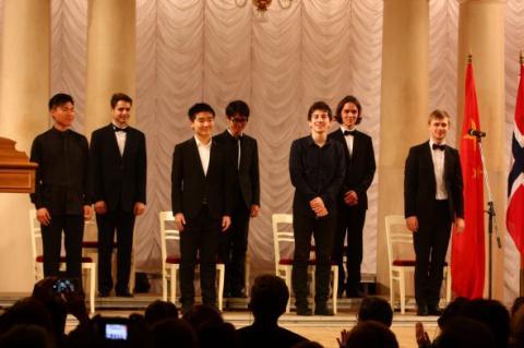 Кореєць переміг у найпрестижнішому музичному конкурсі в Україні (ФОТО+ВІДЕО)