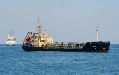 Лівійські військові захопили український танкер «Рута»