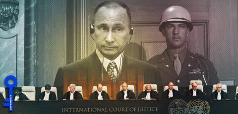 """""""Гаага не допоможе"""": письменник розповів, як можна покарати Путіна"""