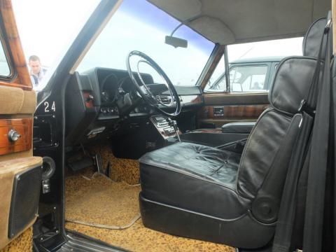 Унікальна модель машини, на якій їздили всі високопосадовці СРСР (ФОТО)